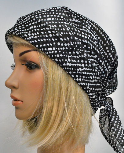 Scarf Hat Droplets