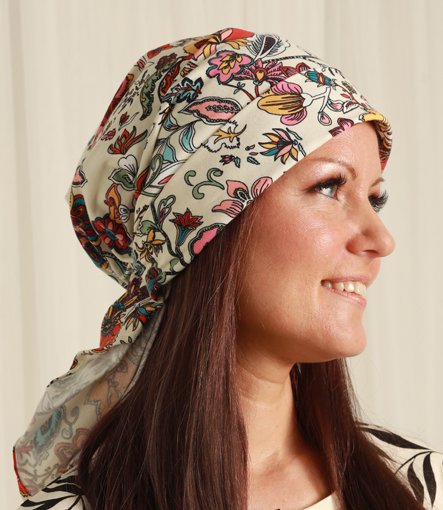 Ainamuoti ScarfHat Magic Flower