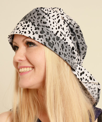 Ainamuoti Scarf Hat Animal print