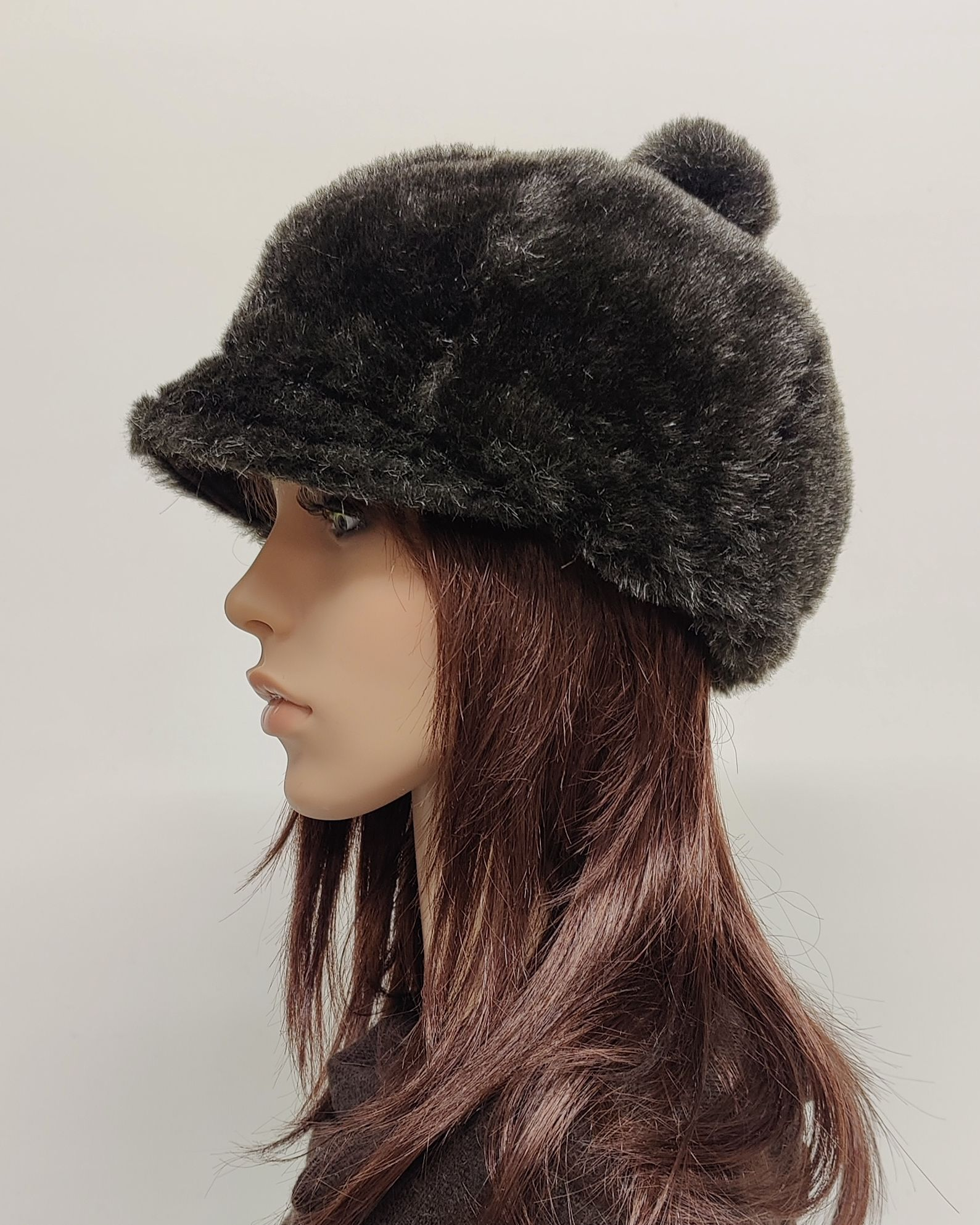 Ainamuoti Minja Faux Fur brown
