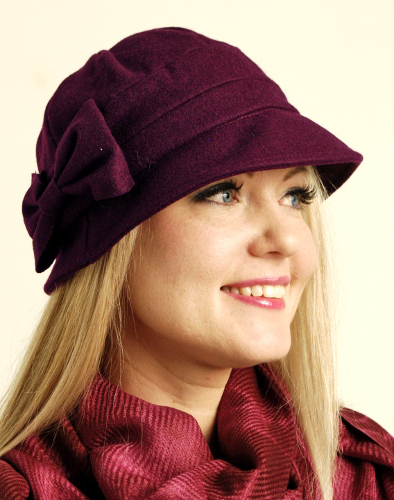 Betmar Pippa cloth hat