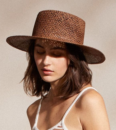 Brixton Whitney Hat Brown