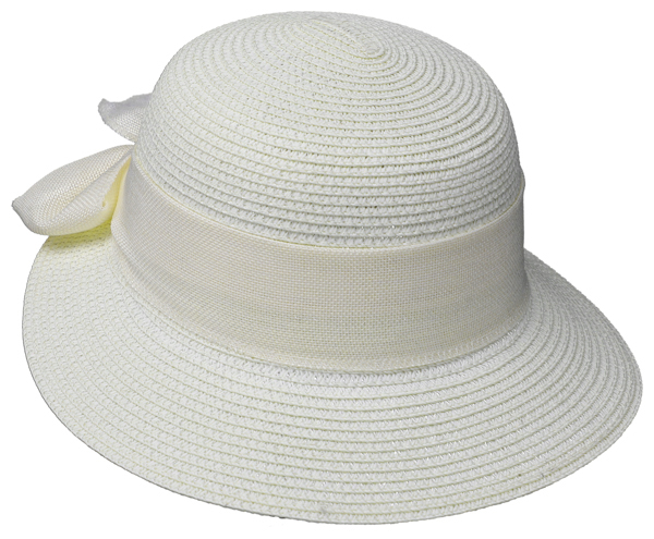 Fiebig summerhat with bow 69781