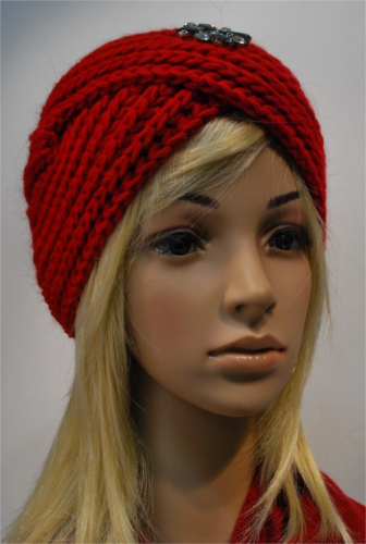 H&S Knited Turban 32372