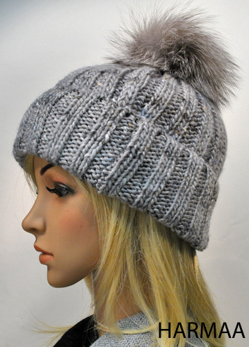 H S Knited Hat 32500 49b2007efbb2