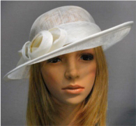 KN Ceremony Hat 7450 white
