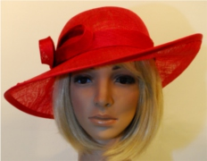 Hat 7450 red