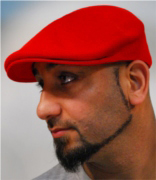 Kangol Tropic Cap 504 red