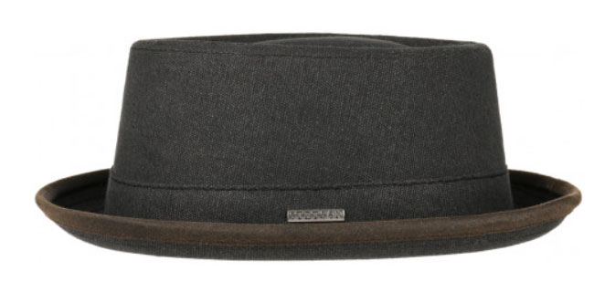 Stetson Pork Pie Canvas