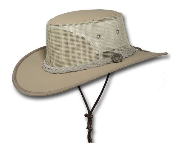Canvas Drover Hattu