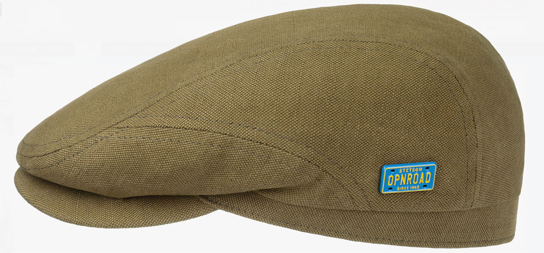 Driver Cap Cotton/Linen
