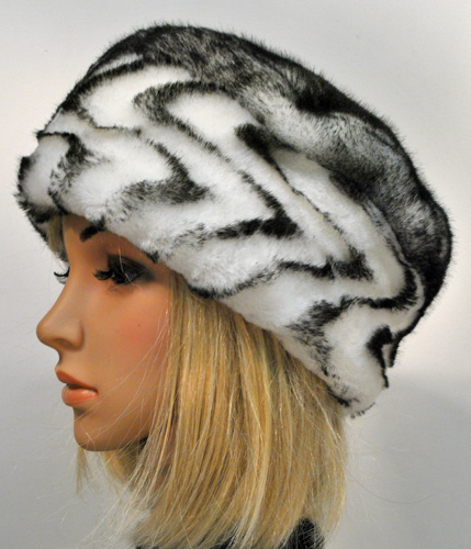 MP Kamy Artificial Fur Hat 005