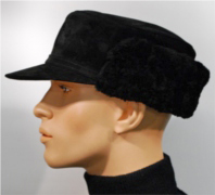 Lamb Cap Black