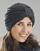 KN Knitted Turban