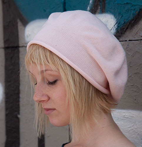 Puuvilla Roll Up Beret