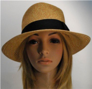 Wigens Lady Fedora Summer Hat
